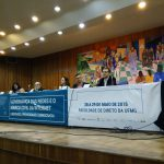 I Seminar on Internet Governance and the Brazilian Civil Rights Framework for the Internet: freedom, privacy and democracy
