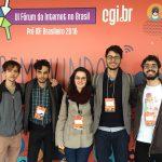 IRIS' presence in the VI Brazilian Internet Governance Forum