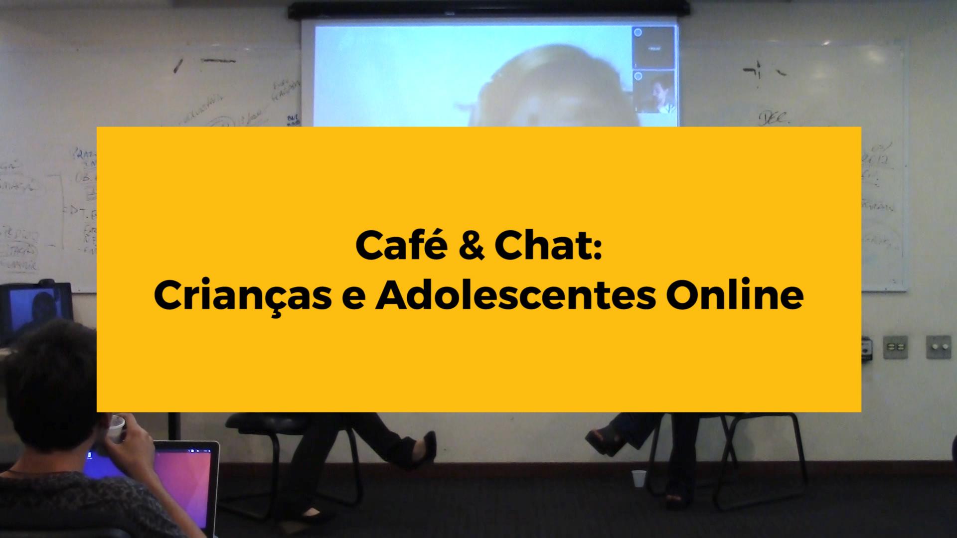 Crianças e Adolescentes Online, Inclusão e Proteção
