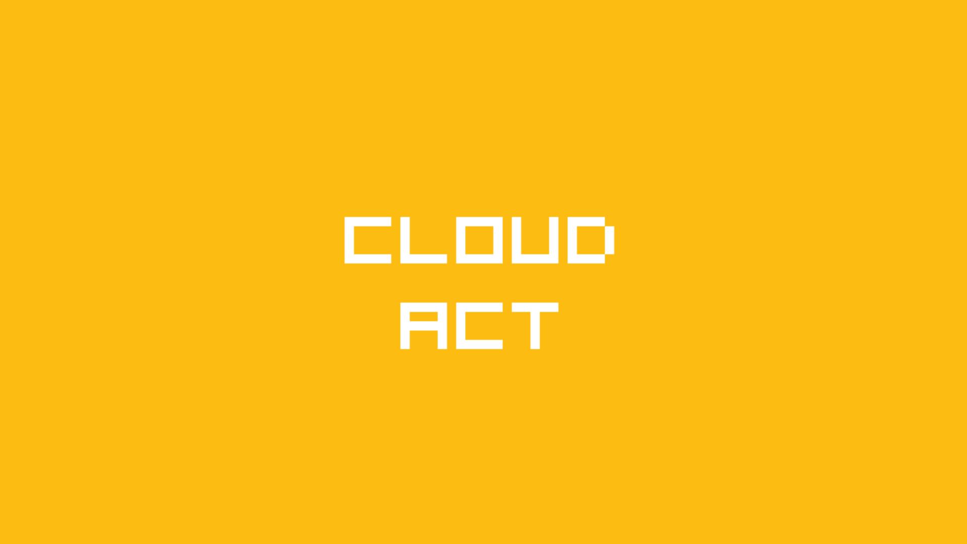 Bytes de Informação - Cloud Act