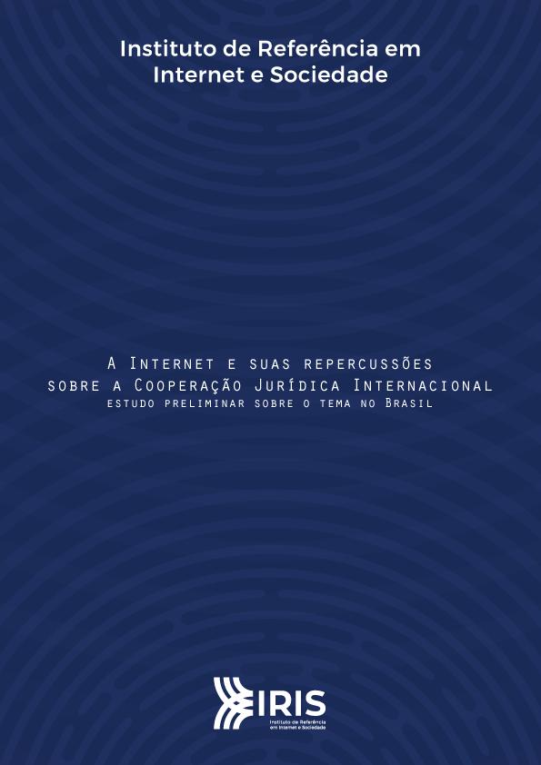 """Paper """"A internet e suas repercussões sobre cooperação jurídica internacional"""""""